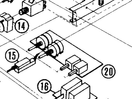 Stereo Amplifier Ta 2045 Amplmixer Tensai Brand Build