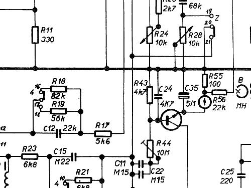 B5 Anp230 R Player Tesla Praha Bratislava Etc Build 1969