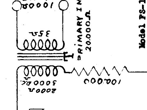 turner microphone schematics microphone transformer