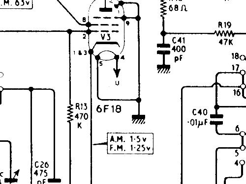 stereogram rg85 radio ultra electric ltd   london  build 196