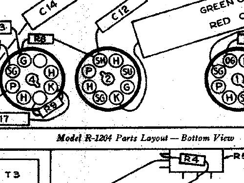 24 Pin Delco Radio Wiring Diagram