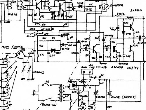Ham Radio Schematics