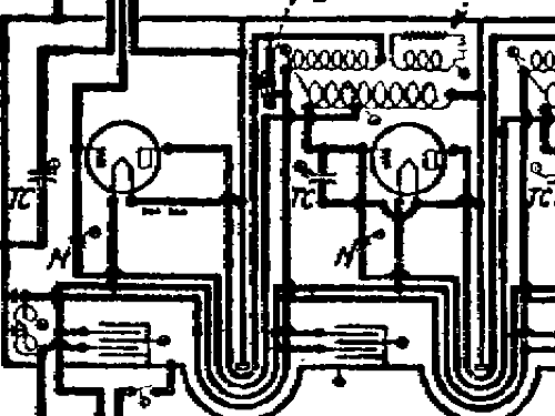 Tube Radio Schematic Diagram