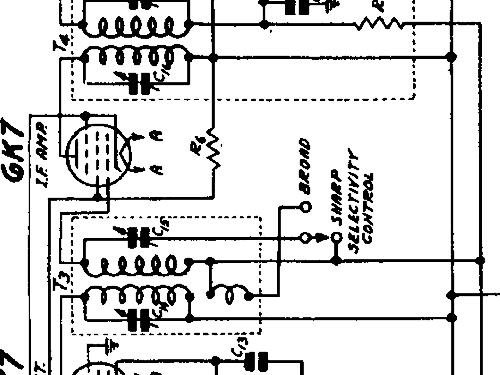 d714m  1935  radio western auto supply co  truetone  kansas