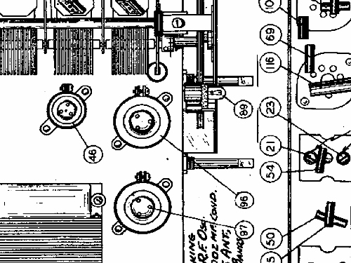 Old Westinghouse Tube Radio Schematics