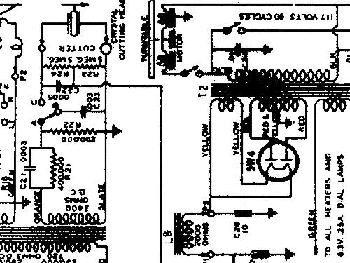 A88 ; Wilcox-Gay Corp.; (ID = 698097) Radio