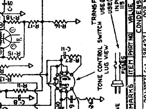 753 ampl  mixer wurlitzer co   the rudolph  build 1937  1 sch
