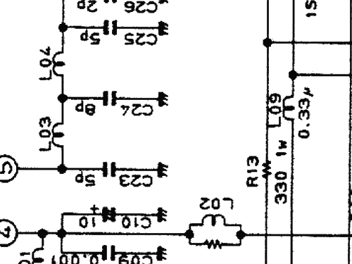 25w linear amplifier for 70cm fl