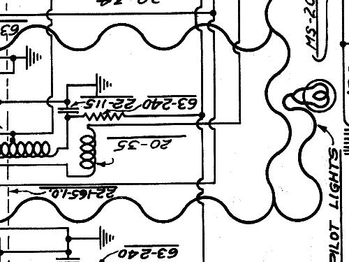 zenith tube radio schematics wiring diagram database Zenith Radio Repair 521 ch 2035 radio zenith radio corp chicago il build old tube radio schematics 521 ch