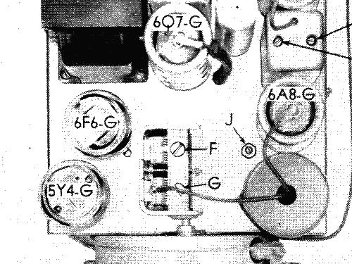5r226 Childs Radio Ch 5526 Radio Zenith Radio Corp