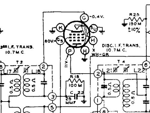 zenith 10 tube radio schematic wiring diagram database Zenith Radio Schematic Diagrams ge ian 9h881 ch 9e21 radio zenith radio corp chicago i zenith antique radio parts zenith 10 tube radio schematic