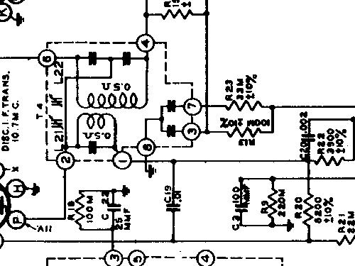 9h888r Ch 9e21 Radio Zenith Radio Corp Chicago Il Build