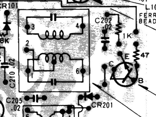 E 412w Radio Zenith Radio Corp Chicago Il Build 1973 8
