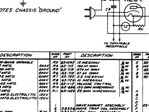 s8501z tx zenith radio corp   chicago  il  build 1941    1 s