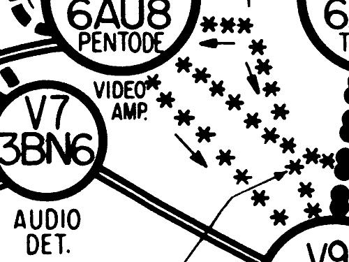 X 1816lu Ch 16x20u Television Zenith Radio Corp Chicago