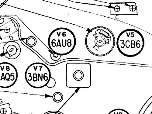 6bh8 Tube Schematic