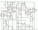 This is the LM318 schematic.  NE5534 Internal Schematic.