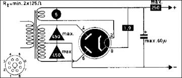 5ar4 Datasheet Vacuum Tube on 6v6gt, eniac computer,