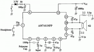Stereo Tube Amp Schematics