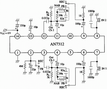 104919 Ts Trs Unbalanced Balanced Print in addition Tube an7312 in addition Kawasaki Vulcan Vn750 Electrical System And Wiring Diagram likewise Low Capacitance High Impedance  lifier Circuit 17362 together with Default. on integrated amplifier