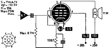 Lighting Up An Old Vacuum Tube furthermore 3b9fc62d83ae9b04b45b0fbcc4fc8a7a besides Shema24676 as well Tube pl36 besides Mosfet power  circuits. on el34 datasheet
