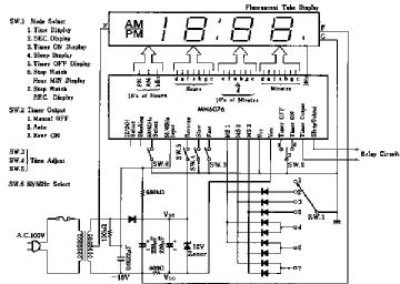MN6076 INTEGRATED CIRCUIT MN6076 DIP-40
