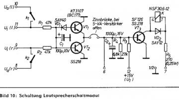 10 x SS216D Transistoren