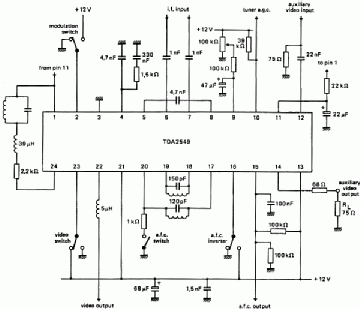 Satellite Television Receiver Diagram further Ant tips additionally Antenna Rotor Wiring Diagram furthermore Antenna Splitter Schematic further Simple Cable Tv  lifier. on tv antenna with coax wiring
