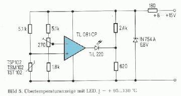 TL 081, Tube TL081
