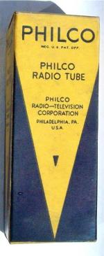 Tube Philco type 17