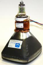 Bildröhre eingebaut im  S/W TV Clatronic TV-486S