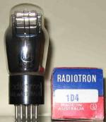 1D4 AWV Radiotron Australia