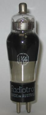 1K4 AWV Radiotron