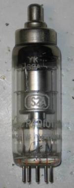1S2A Radiotron brand made by AWV in Australia