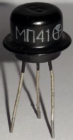 Transistor MP41: Eigent. Edward Milczanowski