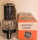 GENERAl ELECTRIC  Octal 8 pin Poids: 25.5 grammes Hauteur max : 6.8 cm Diamètre : 2.9 cm