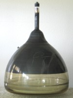 DuMont 20BP4 20 inch diameter CRT was the largest available in 1946-48.