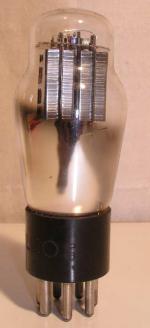 PHILCO  Culot ancien Américain 7 pins Poids : 43 grammes Hauteur : 10.4 cm Diamètre : 3.8 cm