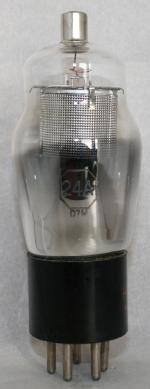 24A Common type USA tube/semicond USA