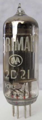 2D21 BVA  BRIMAR