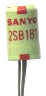 2SB187 TO-1 isol.
