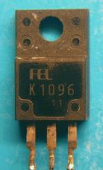 2SK1096 TRANSISTOR TO-220F K1096