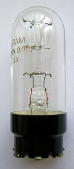 30-90V 0,05A OSRAM Eisen Wasserstoff