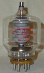 Typ 3-500ZG mit Graphitanode ( Amperex )