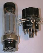 4699 mit Adapter - diente als EL12 Ersatz.