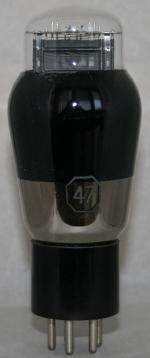 47 Common type USA tube/semicond USA