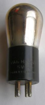 Van Horne 5V-A Tube UX Base
