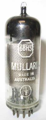 Mullard brand 6BH5