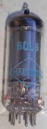 6CL6 Haltron