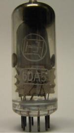 Diese Anzeigeröhre ist im RE 394 der Firma National-Panasonic (Japan) eingebaut.